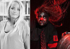 Krásná dcera bubeníka kapely Slipknot Clowna zemřela na předávkování.