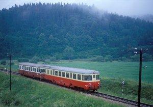 Mezi Hodonínem a slovenským Holíčem budou opět jezdit vlaky. Ilustrační foto