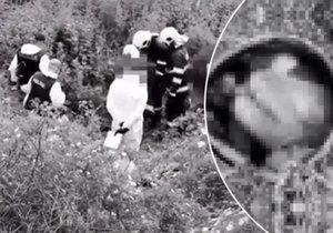 Na Slovensku našli mrtvolu v odpadové šachtě