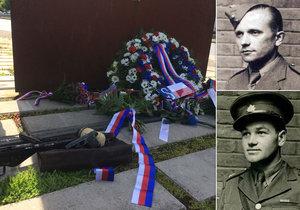 78 let od atentátu na Heydricha: Lidé v Libni vzpomínali na parašutisty Kubiše a Gabčíka