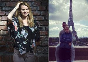 Šafářová s Plekancem cukrují v Paříži! Komu ho tam tenistka konečně představila?