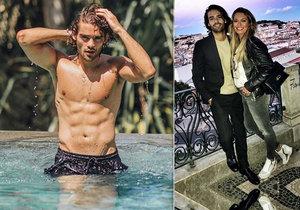 Lucka se v Lisabonu vyfotila s modelem Renanem.