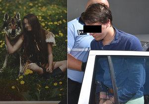 Daniela M. (18) policie podezřívá z vraždy spolužačky (†18). Soudkyně ho poslala do vazby.