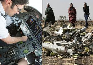 Trenažér odhalil další vážné problémy Boeingu 737 MAX. Letadla zůstanou na zemi