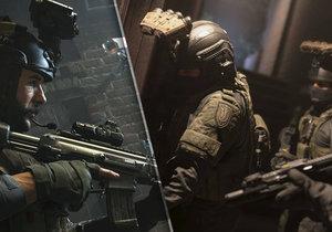 Call of Duty: Modern Warfare je restartem slavné podsérie.