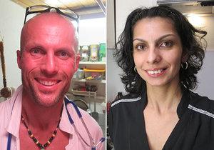 Prostřeno!: Monika skončila kvůli Alešovi v nemocnici! Krvácení a gynekologické problémy!