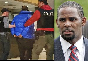 Zpěvák R. Kelly čelí dalším 11 obvinění ze sexuálních útoků: Hrozí mu 30 za mřížemi!