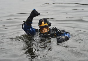 Smrt potápěče (†38): Utopil se v lomu u Leštinky na Chrudimsku
