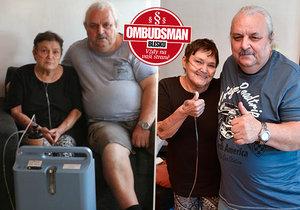 Hádka o rozbité sklo u auta: Jiří Vinš (69) se nedal a vyhrál díky radě ombudsmana Blesku