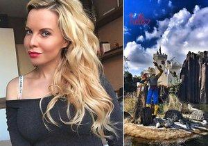 Léčí Kateřina Kristelová samotu výletem do Legolandu?
