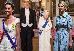 Róby slavných, jak se popraly osobnosti americké a britské politiky se svojí garderóbou?