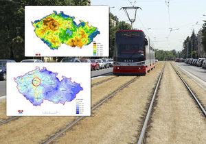 Praha navzdory květnovým dešťům stále neeviduje výrazné zlepšení v souvislosti se suchem.