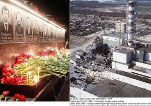 33 let od Černobylu.