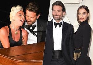 Bradley Cooper se po čtyřech letech rozešel s přítelkyní! Má v tom prsty Lady Gaga?