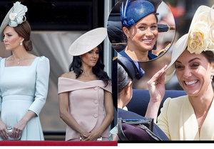 Velké usmíření, nebo jen komedie? Královské rivalky Meghan a Kate na sebe byly jako med!