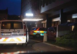 10. červen 2019: V pondělí v noci vyjížděli policisté a záchranáři do Karlína kvůli pádu mladíka z okna hotelu. Muž nepřežil.