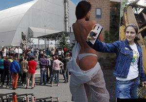 Ačkoli je ukrajinský Černobyl jedním z nejradioaktivnějších míst na Zemi, míří tam tisíce turistů.