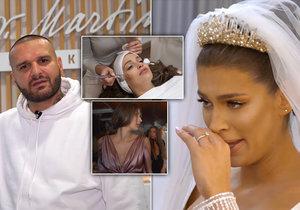 Jasmina a Rytmus připravili dokument ze svatby plný reklam! Jste prodejní, křičí fanoušci