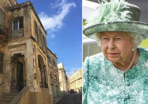 Maltská vila královny Alžběty je na prodej