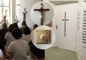 Na Bulovce vysvětili kapli, každý den je k dispozici široké veřejnosti.