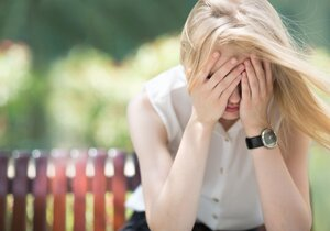 Kateřina (30): Vyjel po mně tchán. Bojím se ho a manžel mi nevěří