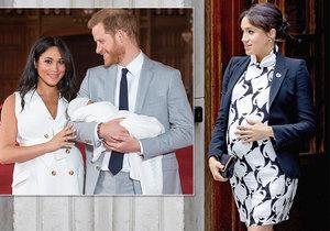 Dočká se Archie sourozence? Meghan bude do roka znovu v tom, mají jasno Britové