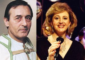 Zemřela zpěvačka Lýdia Volejníčková, která zpívala s Michalem Dočolomanským.