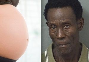 Dívka otěhotněla se 70letým mužem