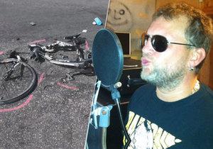 Známý psychiatr a rocker zemřel pod koly náklaďáku. Kolegové na něho vzpomínají