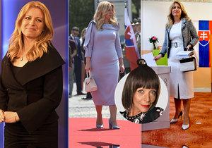 Jak Františka zhodnotila novou slovenskou prezidentku?
