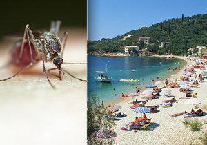 Varování pro turisty mířící do Řecka: Pozor na komáry, mohou přenášet západonilskou horečku.