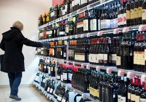 Švédský státní řetězec pro prodej alkoholu Systembolaget.