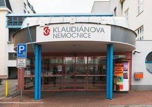 Klaudiánova nemocnice v Mladé Boleslavi