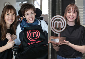 Sedmnáctiletá Kristína z MasterChefa: Musela jsem předčasně dospět, kvůli postižené sestře!