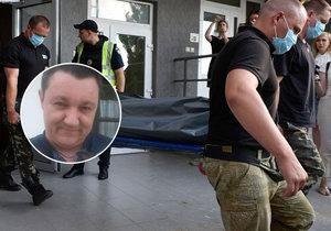 Poslance a bojovníka za Ukrajinu našli s prostřelenou hlavou. Vražda, nebo sebevražda?