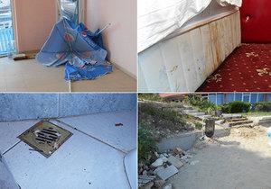 Bulharský hotel rozhodně neodpovídal čtyřem hvězdám
