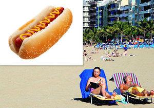 Neštěstí v dovolenkovém ráji: Kluk (†8) se udusil hot dogem, rodiče to sledovali