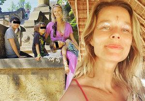 Helena Houdová se dala na sex koučing pro teenagery kvůli svým vlastním dětem