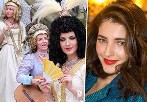 Sara Sandeva v nové Troškově pohádce: Sexy čarodějnice
