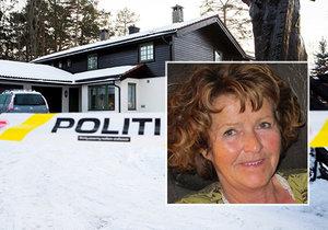 Policie: Pohřešovaná žena norského miliardáře je zřejmě po smrti