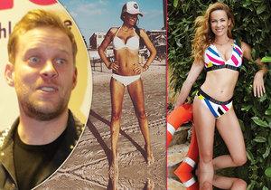 Která vypadá v plavkách lépe, třicátnice Agáta nebo padesátnice Diana?