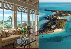 Natáčeli tu Jamese Bonda i Piráty z Karibiku: Ostrov za 1 963 500 000 Kč!
