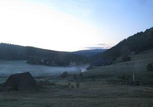 Na několika místech ČR ráno mrzlo, na Jizerce bylo - 2,3 stupně