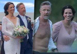 Gondíková o vztahu s Langmajerem: Kdybychom se seznámili o deset let dřív, tak to neskončilo svatbou!