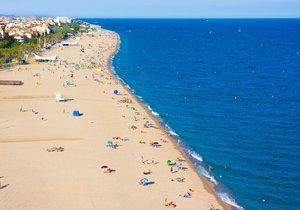 Pobřeží Costa Brava ve Španělsku je Čechy hojně navštěvované
