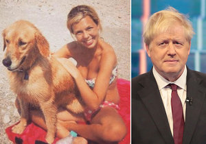Johnsonova milenka Symondsová prý utrácela peníze konzervativců.