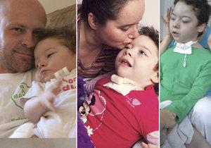 Blaťákovi znovu před soudem neuspěli: Nemocnice za postižení holčičky nemůže