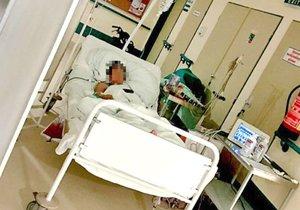 Eva (†64) před svou smrtí ležela na nemocniční chodbě dva dny.