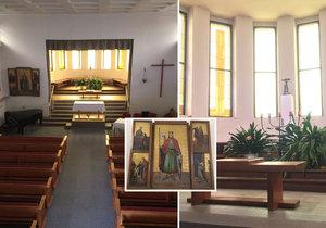 Nemocniční kaple sv. Václava v Thomayerově nemocnici musela být přes 40 let zavřená kvůli komunistickému režimu. Dodnes však plní účely, pro které byla stavěna.