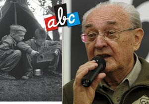 Hádky s Foglarem, rekordní náklad i prémiový papír: Legendární šéf ABC zavzpomínal